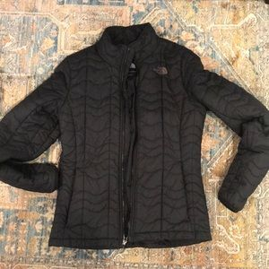 The North Face down jacket S